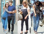 Celebrities Love…Denim Overalls