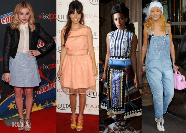 Celebrities Love Sophia Webster Shoes