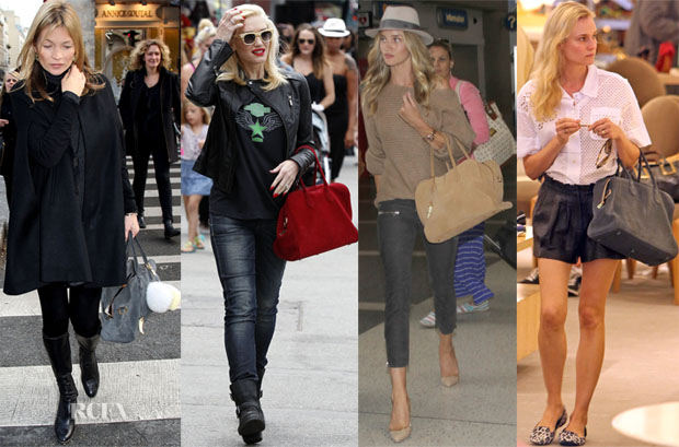 Celebs Love Balmain Pierre Bag