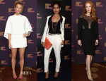 Blake Lively, Freida Pinto, Jessica Chastain and More In Gucci - 'Chime For Change: The Sound Of Change Live' Concert