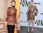 Claire Julien In Balmain - 'The Bling Ring' LA Premiere