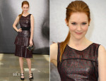 Darby Stanchfield In Yuna Yang -  'Scandal' Monte Carlo TV Festival Photocall