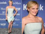 Elisabeth Moss In Emilio Pucci - Women In Film's 2013 Crystal + Lucy Awards