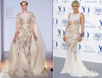 Elsa Pataky In Zuhair Murad Couture - 'Yo Dona' International Awards 2013