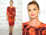Emily VanCamp In Preen - Dramatically Different Party Hosted By Clinque