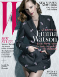 Emma Watson for W Magazine June/July 2013