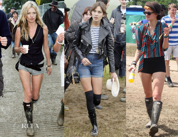 Glastonbury Fashion