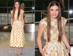 Hailee Steinfeld In Suno - 2013 CFDA Fashion Awards