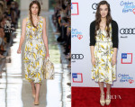 Hailee Steinfeld In Tory Burch - 1st Annual Children Mending Hearts Style Sunday Event