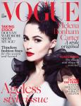 Helena Bonham Carter for Vogue UK July 2013