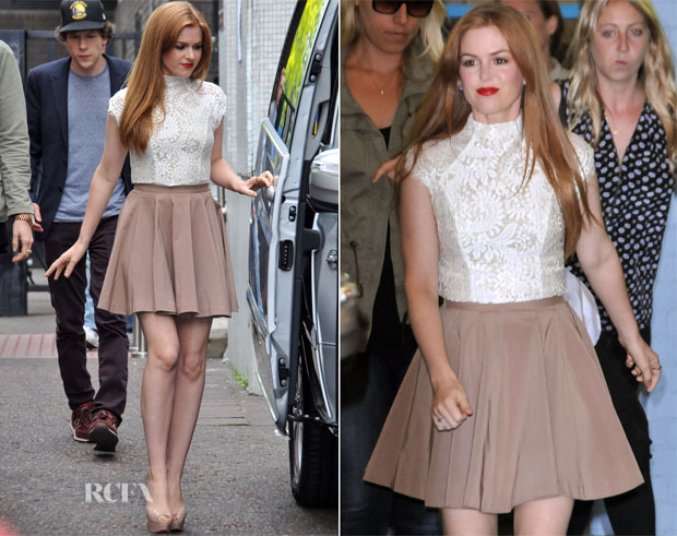 Isla Fisher In Lover - ITV Studios