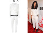 Jada Pinkett-Smith's IRO 'Tery' Jumpsuit
