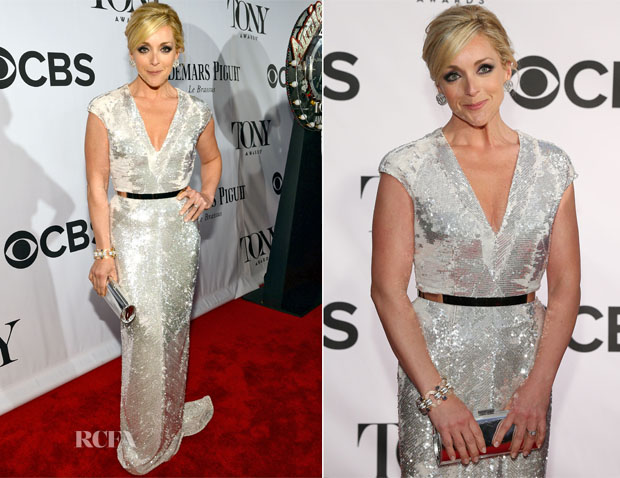 Jane Krakowski In Escada - 2013 Tony Awards