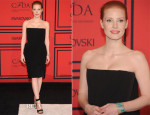 Jessica Chastain In Givenchy - 2013 CFDA Fashion Awards