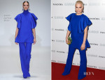 Jessie J In Gucci - Glamour Women of the Year Awards 2013