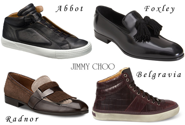 Jimmy Choo Mens