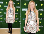 Joanne Froggatt In Topshop - Aegon Championships Queens Club Finals