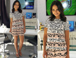 Jordana Brewster In Diane von Furstenberg - Procter and Gamble Beauty Box