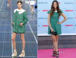Juana Acosta In Chanel - Cosmopolitan Fragrance Awards 2013
