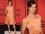 Juliette Lewis In Zac Posen - 2013 CFDA Fashion Awards