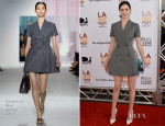 Krysten Ritter In Christian Dior – 'The Way, Way Back' Los Angeles Film Festival Premiere