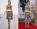 Krysten Ritter In Thakoon - 'The Lone Ranger' LA Premiere