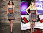 Lauren Conrad In Sachin + Babi - Young Hollywood Studio