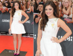 Lucy Hale In Amen - 2013 MuchMusic Video Awards