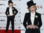 Madonna In Tom Ford - 'Madonna: The MDNA Tour' Screening