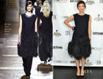 Maggie Gyllenhaal In Dries Van Noten - Gotham Magazine Summer Cover Party