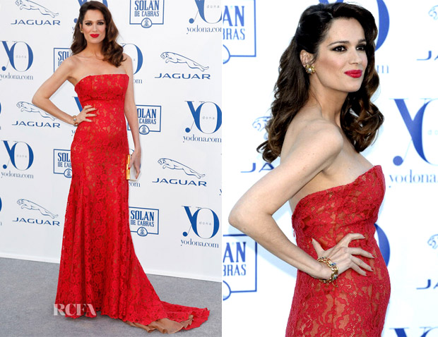 Mar Saura In Michael Kors - 'Yo Dona' International Awards 2013