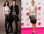 Maria Sharapova In Burberry Prorsum - Pre-Wimbledon Party
