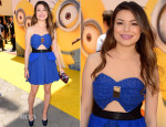 Miranda Cosgrove In Three Floor - 'Despicable Me 2' LA Premiere