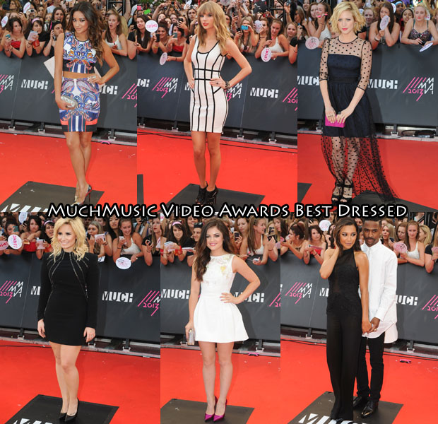 MuchMusic Video Awards Best Dressed