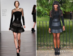 Naomi Campbell In David Koma - The Serpentine Gallery Summer Party