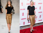 Naomi Watts In Burberry Prorsum - Up2Us Gala