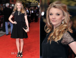Natalie Dormer In ALICE by Temperley - 'The Heat' London Gala Screening