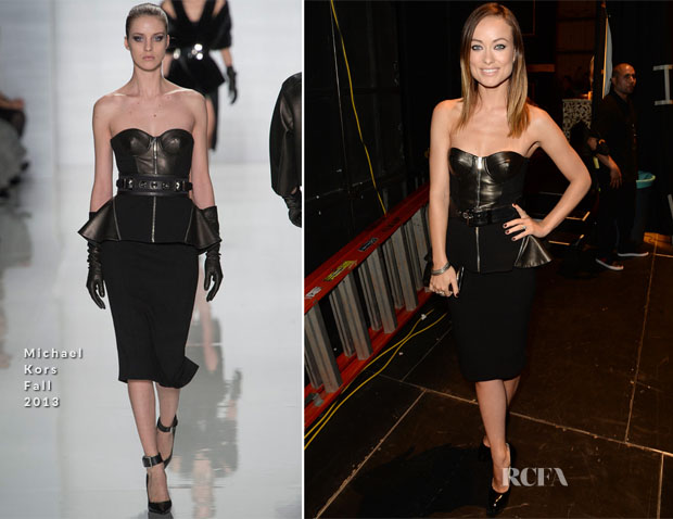 Olivia Wilde In Michael Kors - Spike TV's 'Guys Choice 2013'