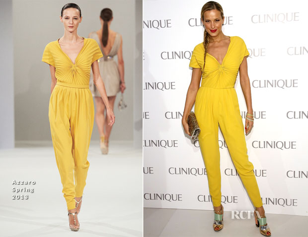 Petra Nemcova In Azzaro - Dramatically Different Party Hosted By Clinque