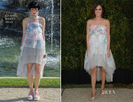 Rachel Bilson In Chanel - Chanel Dinner For NRDC 'A Celebration Of Art, Nature And Technology'