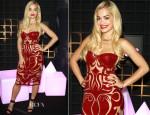 Rita Ora In Natalia Kaut - Sony Xperia Access