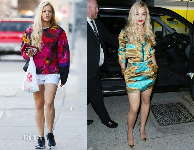Rita Ora Loves Katie Eary