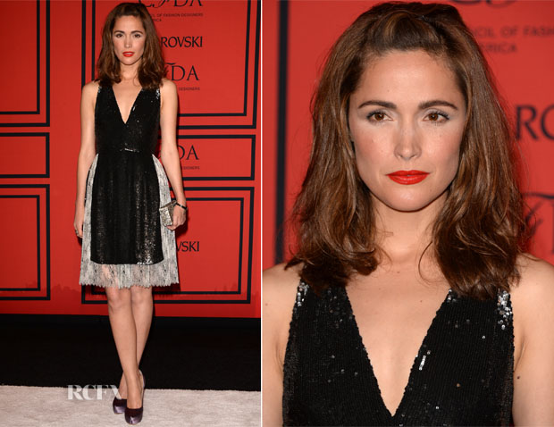 Rose Byrne In Thakoon - 2013 CFDA Fashion Awards