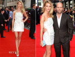 Rosie Huntington-Whiteley In Emilio Pucci - 'Hummingbird' London Premiere