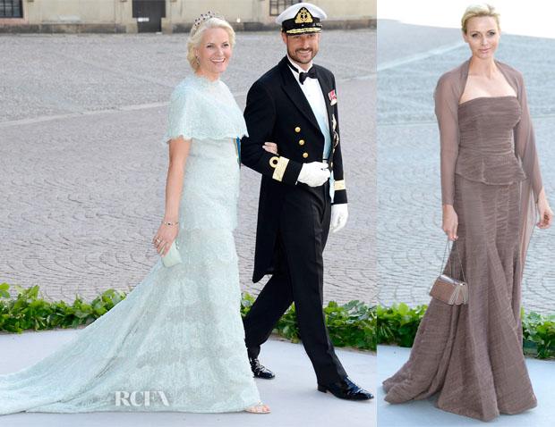 Royal Wedding Guests 1