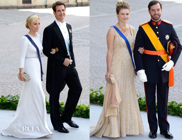 Royal Wedding Guests 3