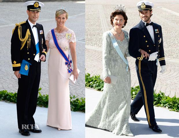 Royal Wedding Guests 4