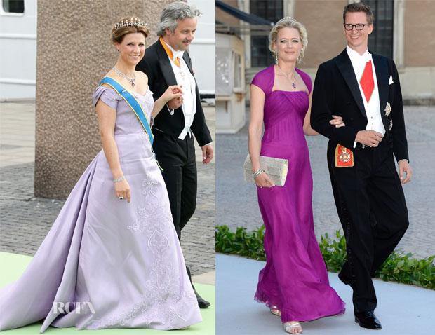 Royal Wedding Guests 5