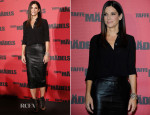 Sandra Bullock In Michael Kors & ASOS -  'The Heat' Berlin Photocall