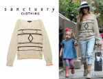 Sarah Jessica Parker's Sanctuary Highway Sweater